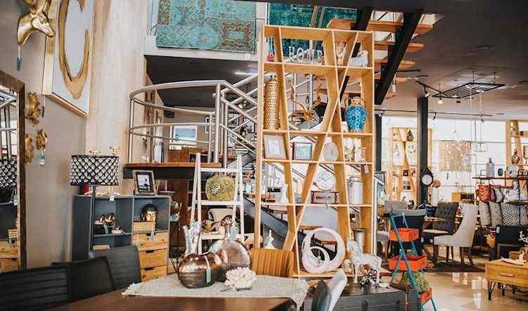 Tiendas de decoración y mueblerías en México