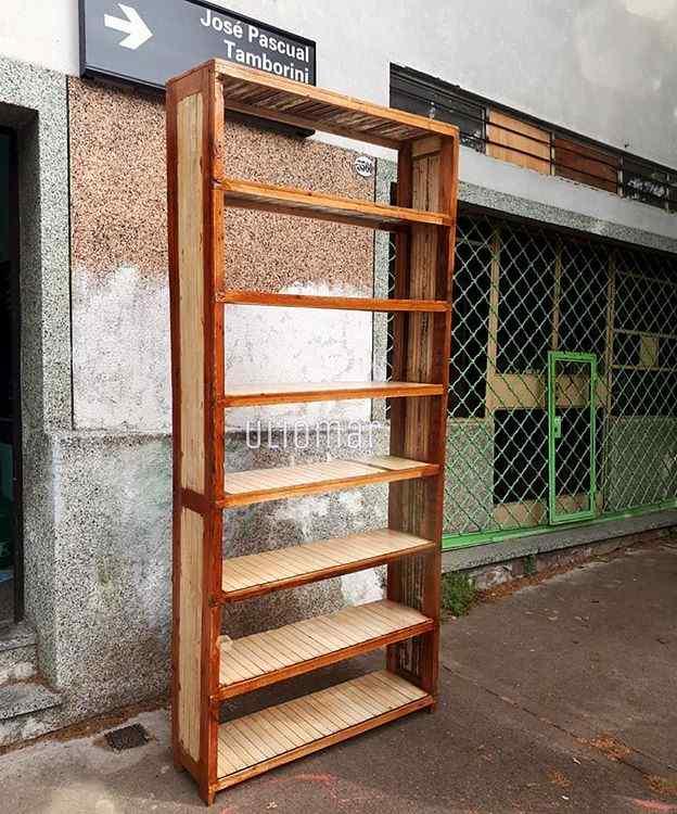 Uliomar Muebles rústicos en Villa Urquiza 7