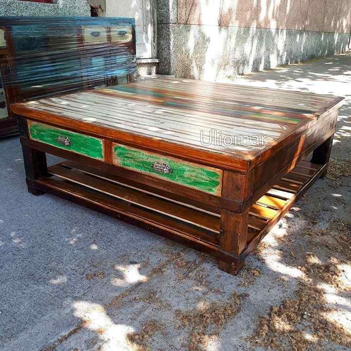 Uliomar Muebles rústicos en Villa Urquiza 4