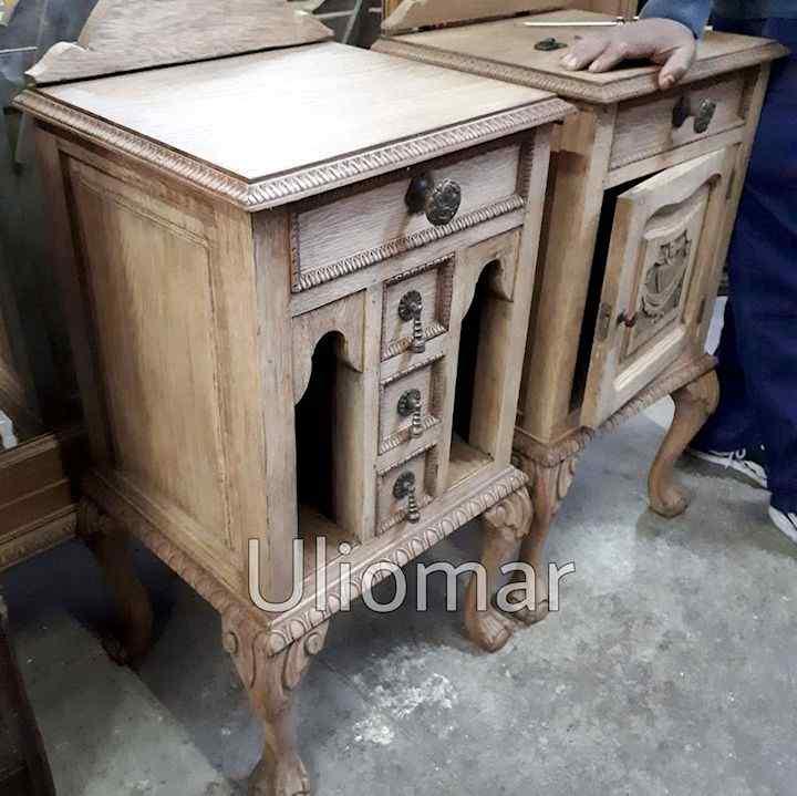 Uliomar Muebles rústicos en Villa Urquiza 5