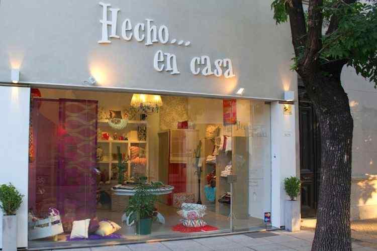 Hecho en Casa - Telas y cortinas en Palermo 1