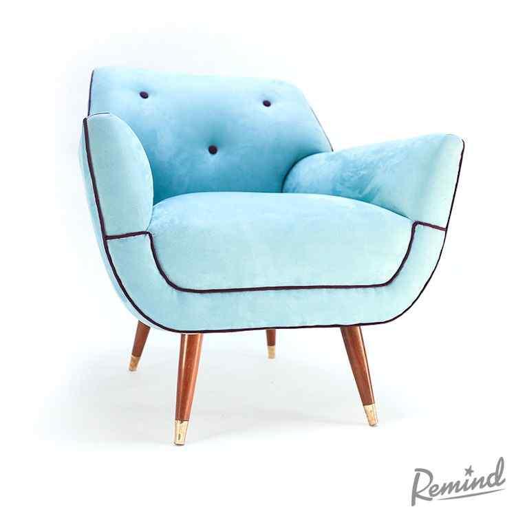 Remind Design Store - Sofás y sillones retro vintage en Chile 2