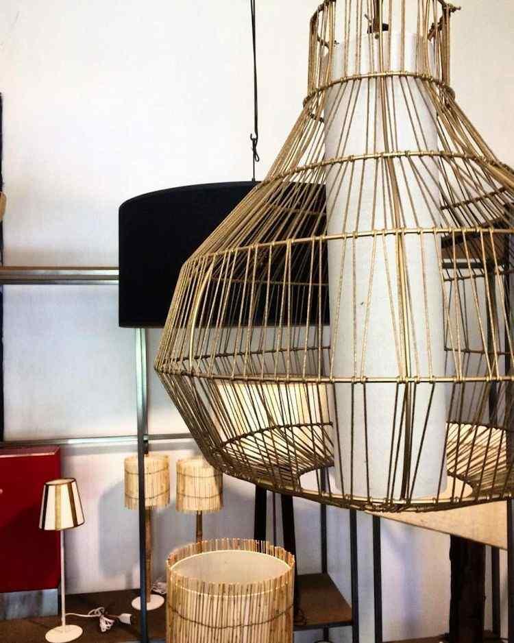 Taller Maíz | Lámparas y pantallas en Bellavista, Santiago 5