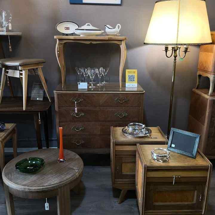 Vitruvio: muebles clásicos, retro y vintage en Villa Crespo, Buenos Aires 1