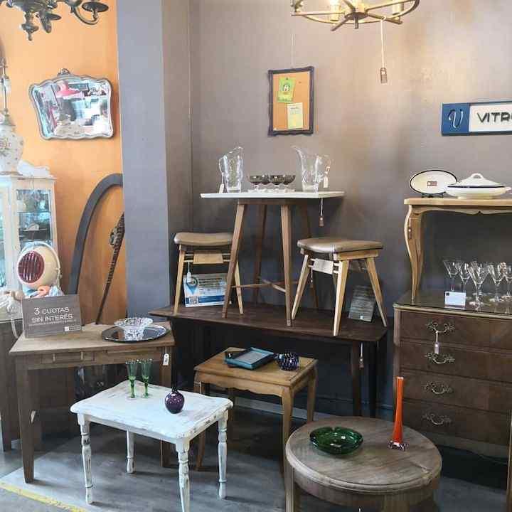 Vitruvio: muebles clásicos, retro y vintage en Villa Crespo, Buenos Aires 3