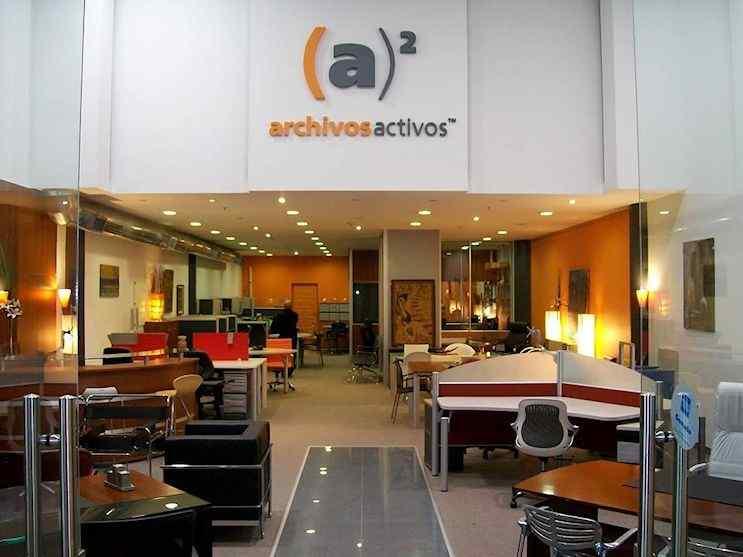Archivos Activos - Muebles para oficinas y home office 1