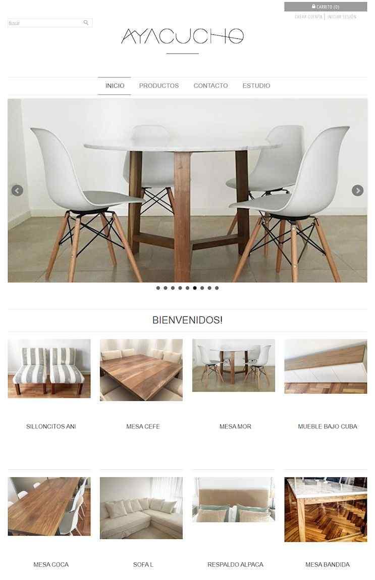 Ayacucho Tienda Online de muebles