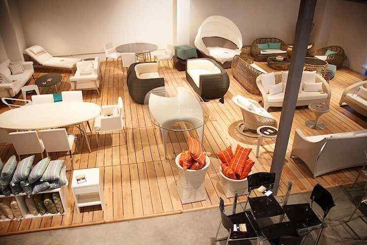 Centro de Diseño Italiano Outlet 4