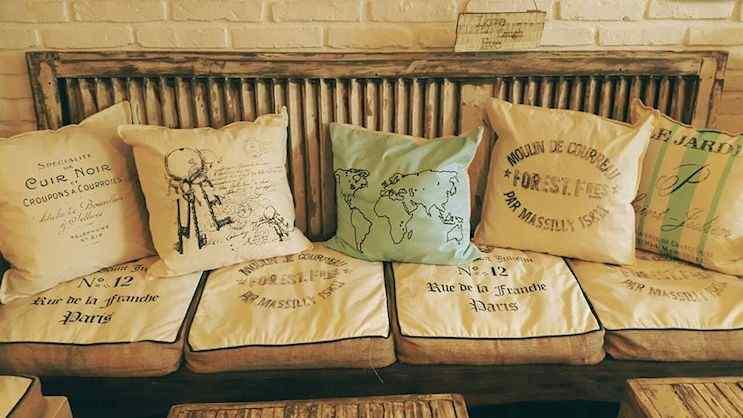 El Escondite de Mora - Muebles y decoración 1