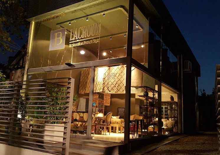 JB Lacroux - Muebles estilo restoration en San Isidro 1