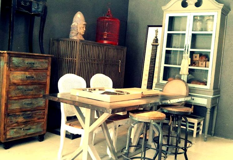 JB Lacroux - Muebles estilo restoration en San Isidro 11