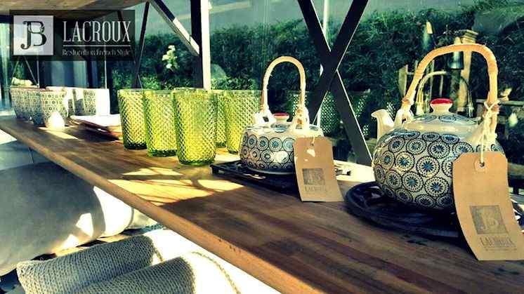JB Lacroux - Muebles estilo restoration en San Isidro 12