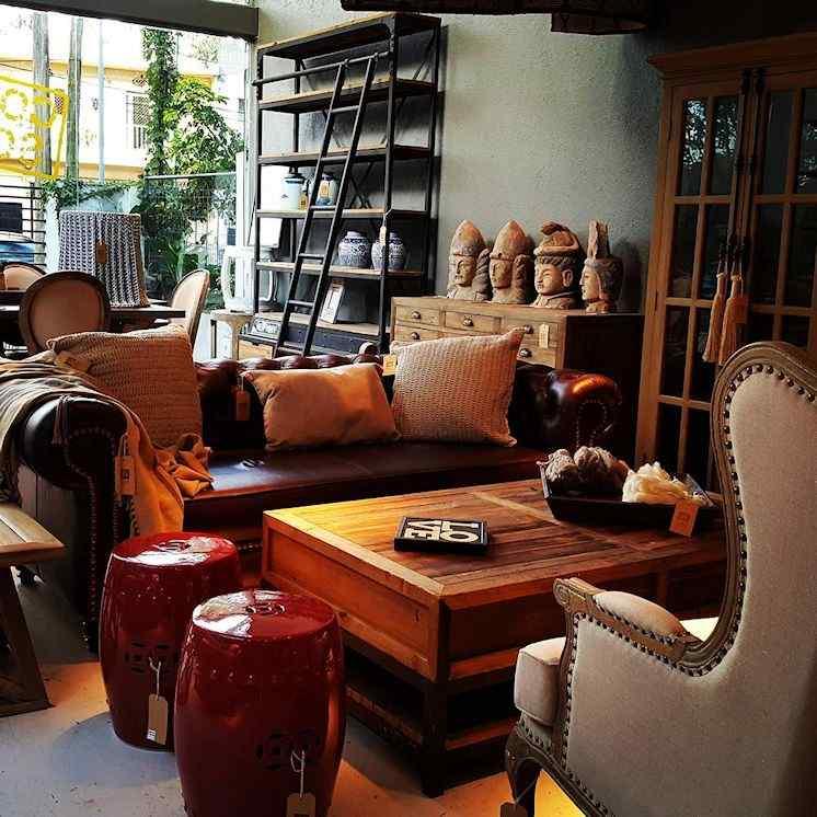 JB Lacroux - Muebles estilo restoration en San Isidro 2