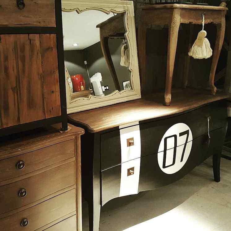 JB Lacroux - Muebles estilo restoration en San Isidro 5