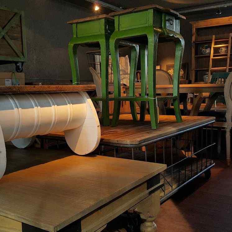 JB Lacroux - Muebles estilo restoration en San Isidro 7