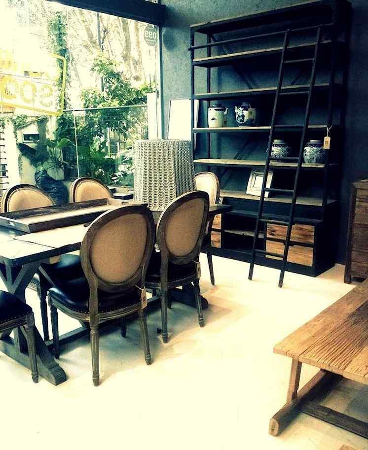 JB Lacroux - Muebles estilo restoration en San Isidro 8