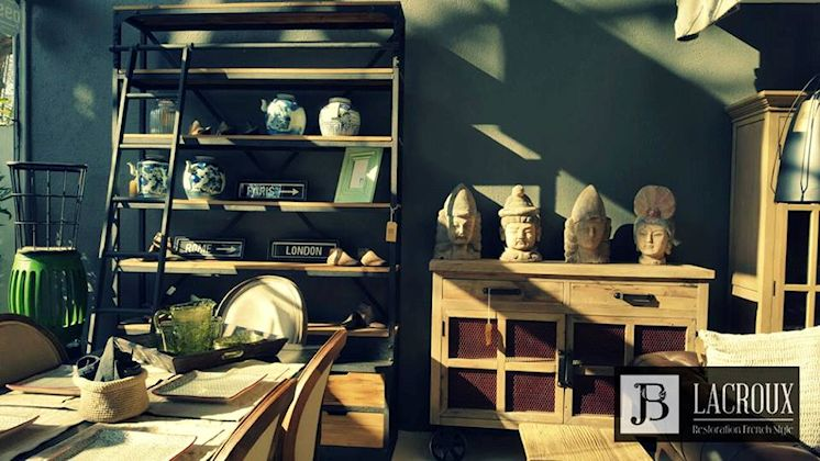 JB Lacroux - Muebles estilo restoration en San Isidro 9