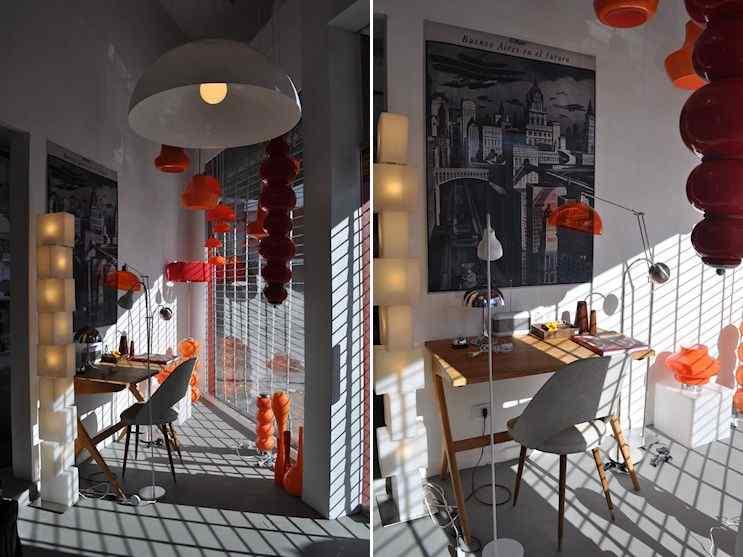 Red Sur Design - Iluminación, lámparas y decoración en Palermo 1