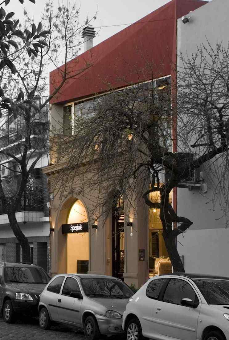 Speziale Muebles en Palermo Soho 1