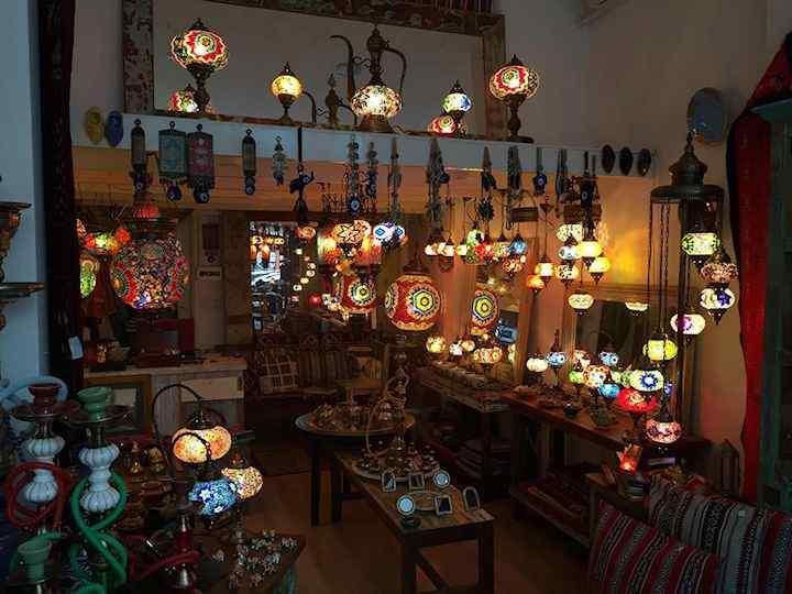 Tapsus Deco: mayorista de lámparas turcas 3