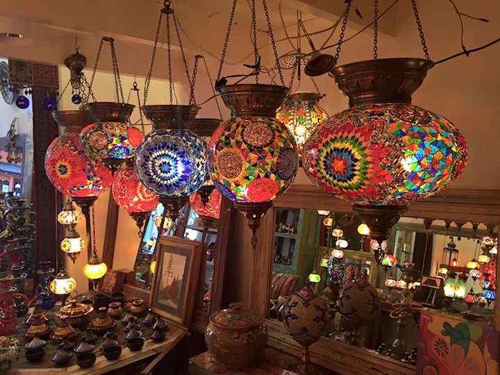 Tapsus Deco: mayorista de lámparas turcas 4