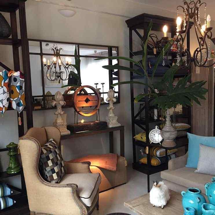 Il Mercato Muebles y decoración en Belgrano 5