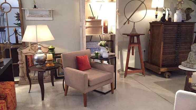 Il Mercato Muebles y decoración en Belgrano 9