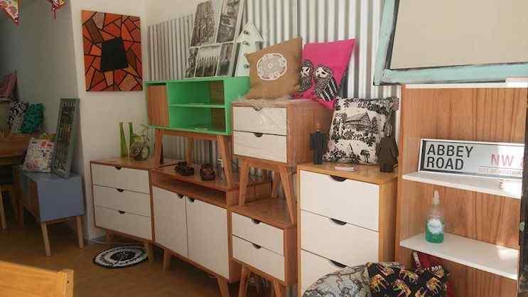 Keila Meliz Muebles y Objetos Palermo 3
