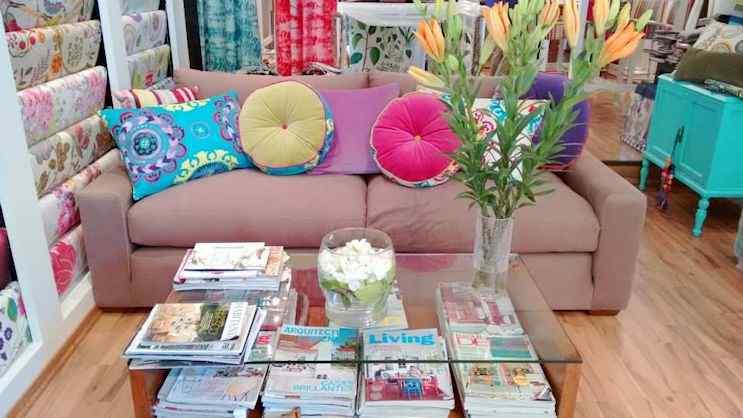 Natalia Campana en La Plata: estudio de diseño interior y tienda de decoración 4
