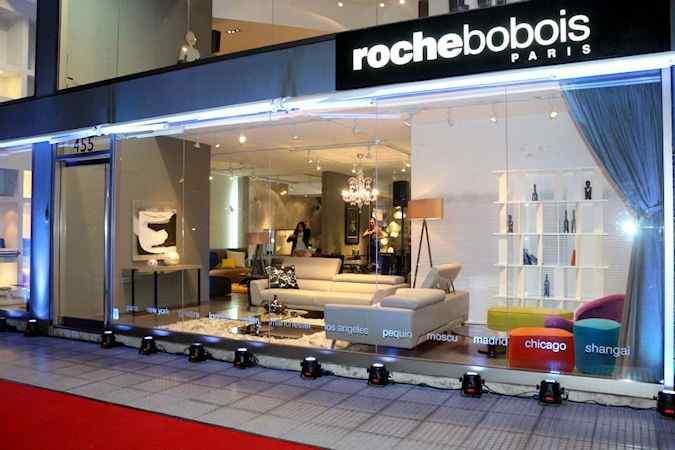 Roche Bobois en Puerto Madero: Petrona Eyle 455