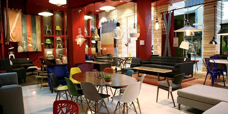Tiendas de muebles y decoración en Las Condes, Santiago de Chile