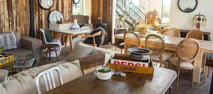 Tiendas muebles decoración Vitacura, Santiago de Chile
