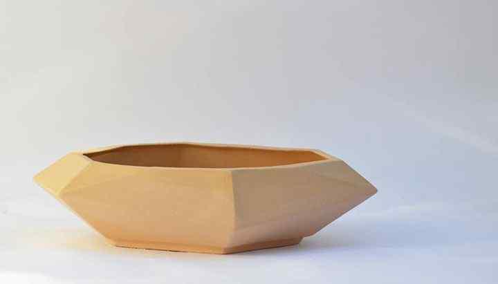 TRAMA - Lámparas, macetas y objetos en cerámica 6