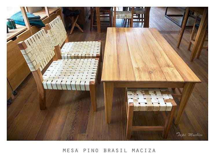 Tupi Muebles en Martínez 2