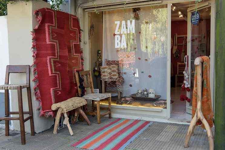 Zamba Deco - Muebles y decoración rústica en Martínez 1