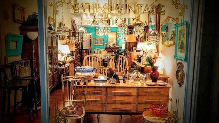 Estilo Vintage - Boutique de Muebles en Belgrano 1