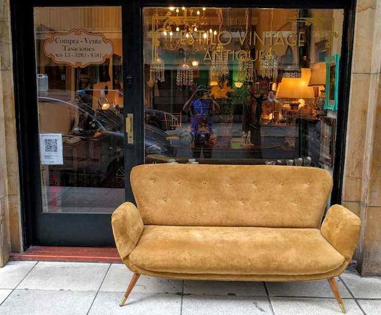 Estilo Vintage - Boutique de Muebles en Belgrano 2