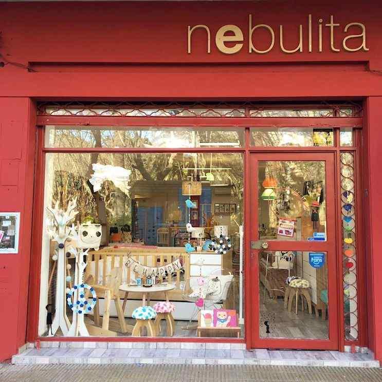 Nebulita en Olivos | Cunas, muebles y decoración infantil 1