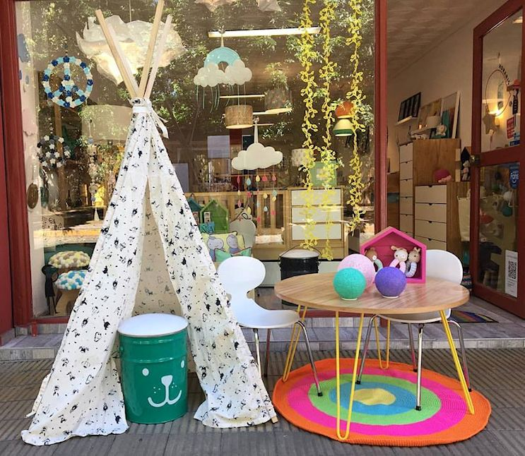 Nebulita en Olivos | Cunas, muebles y decoración infantil 2
