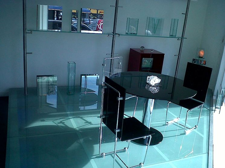 Steel & Glass Muebles en Palermo 4