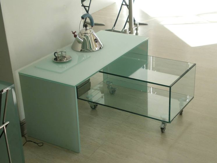Steel & Glass Muebles en Palermo 5