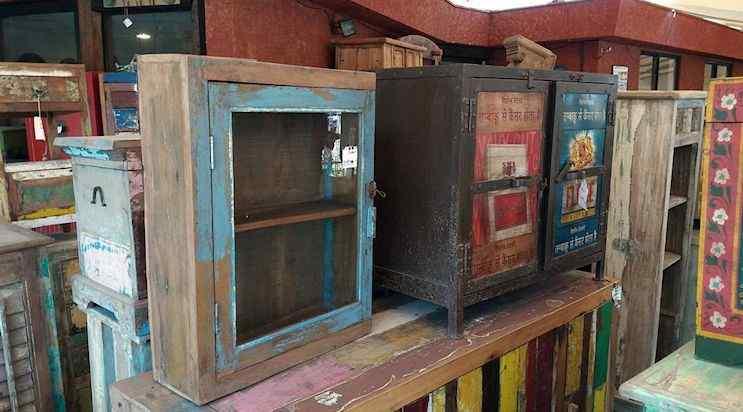 Tienda Himalaya - Muebles orientales y muebles rústicos en Santiago de Chile 8