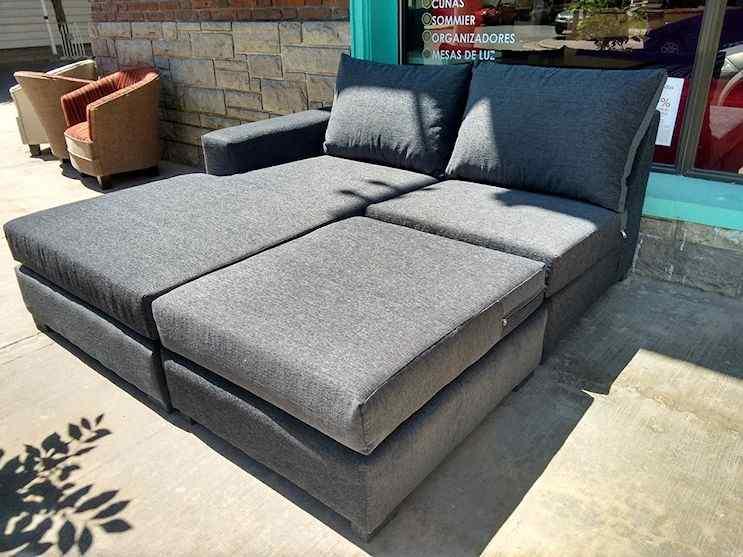 Dys muebles y sillones en mar del plata estilos deco - Sillones que se hacen cama ...