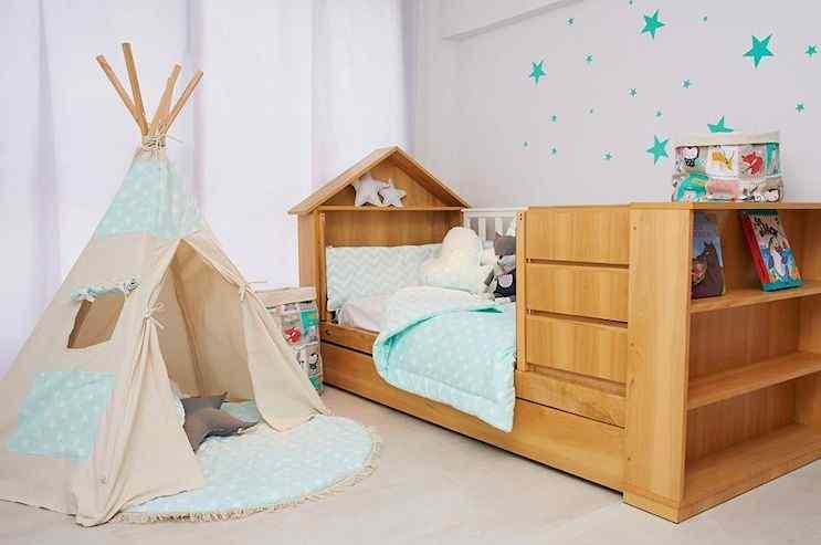 Eclat - Mobiliario infantil 1