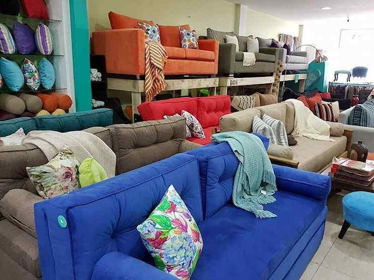 Kumi Deco: futones, sillones, sillon cama, puffs, divanes, almohadones y fundas 2