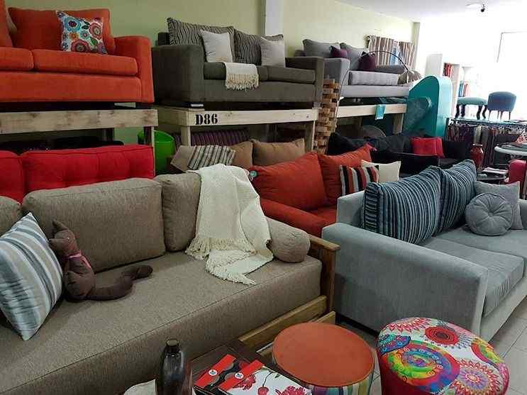 Kumi Deco: futones, sillones, sillon cama, puffs, divanes, almohadones y fundas 4