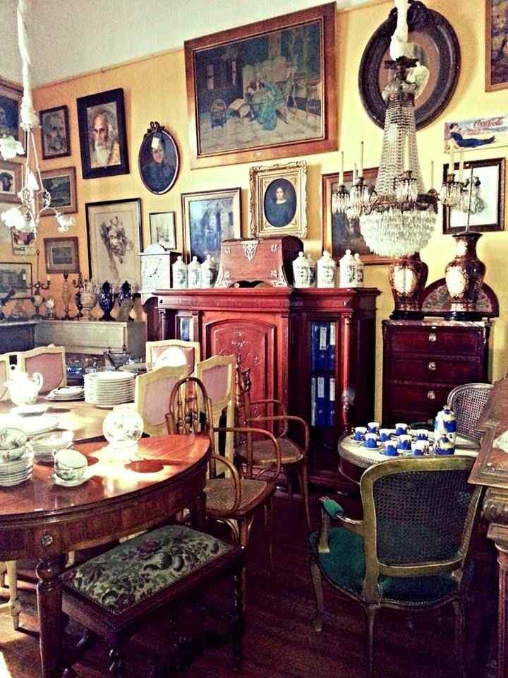 La Casa de Honduras Antigüedades en Palermo 3