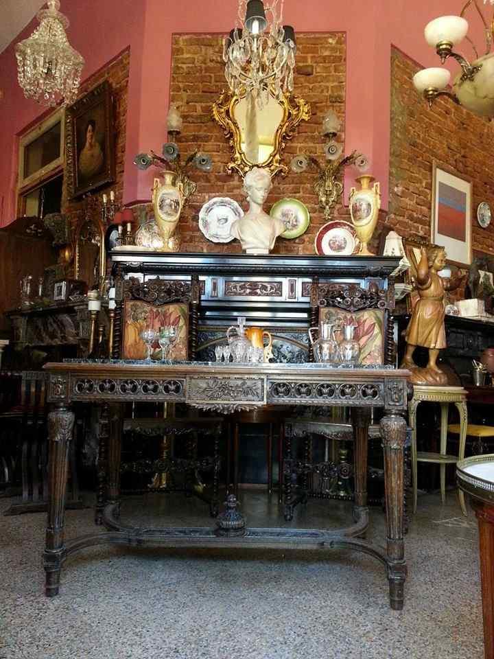 La Casa de Honduras Antigüedades en Palermo 4
