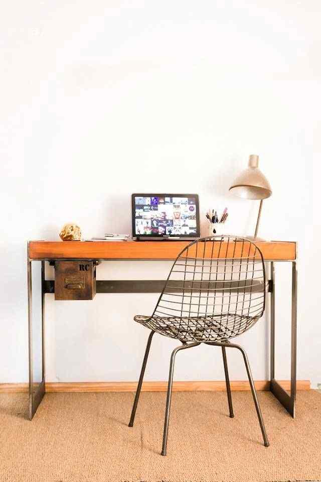 Toska - Muebles en hierro y madera reciclada de diseño contemporáneo 6