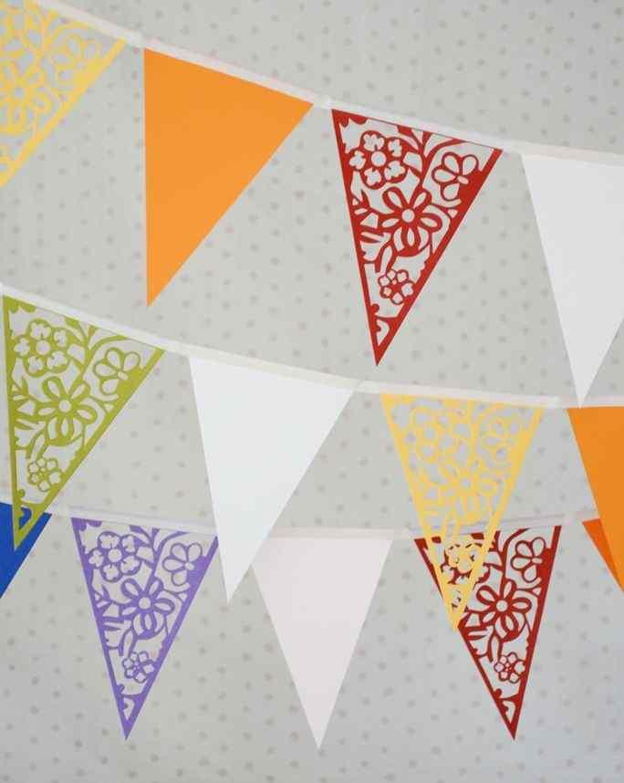 Dobleufa - Banderines para eventos y espacios infantiles 1
